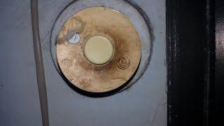 Как защитить кнопку беспроводного звонка от вандалов.