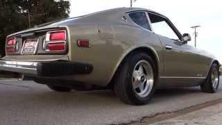 1977 Datsun 280Z V8 Custom