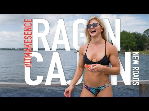 Brooke Ence - Ragin Cajun New Roads