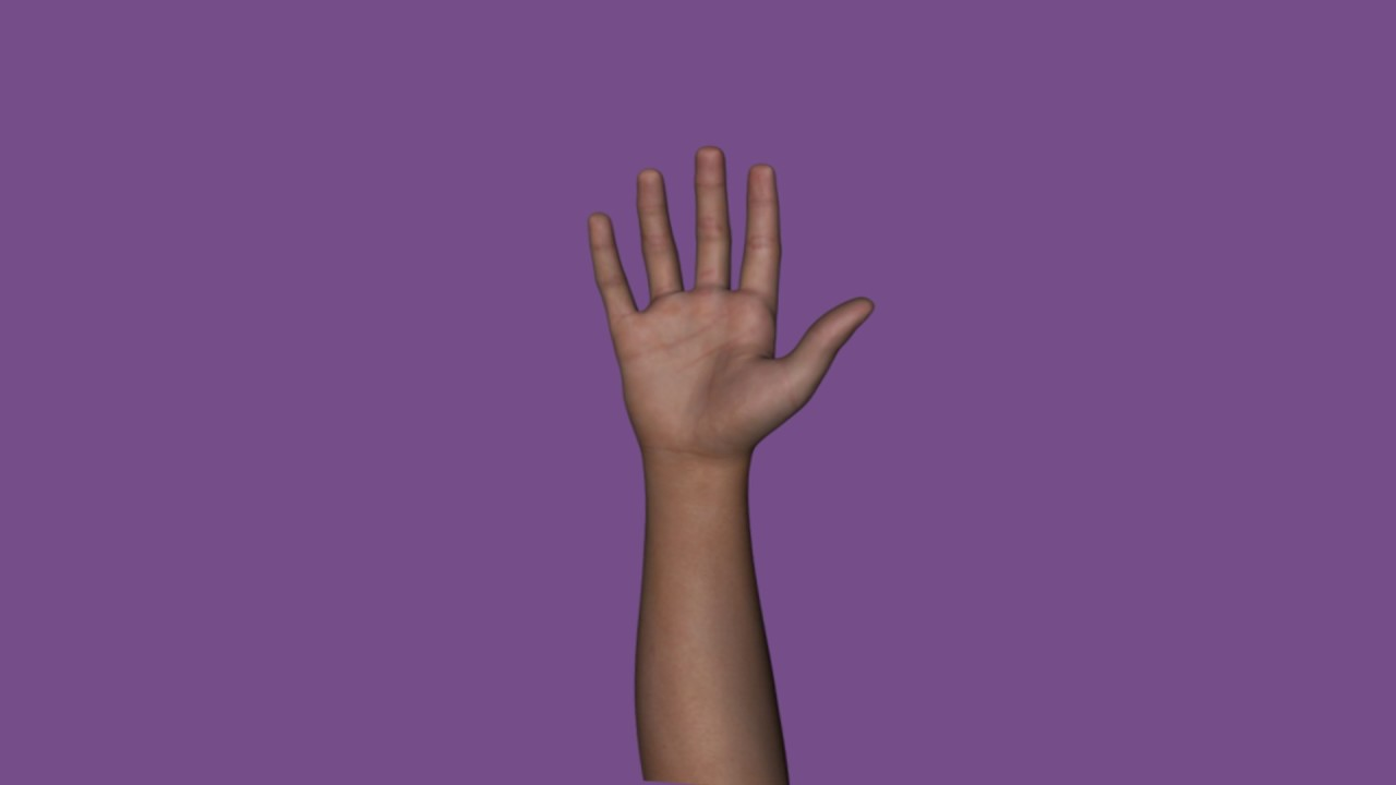 Waving Hand using After Effects - YouTube