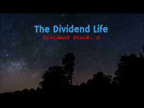 Dividend Stock: O (Realty Income Corporation)