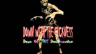 Richard Cheese - Down With the Sickness (Dawn of the Dead version)