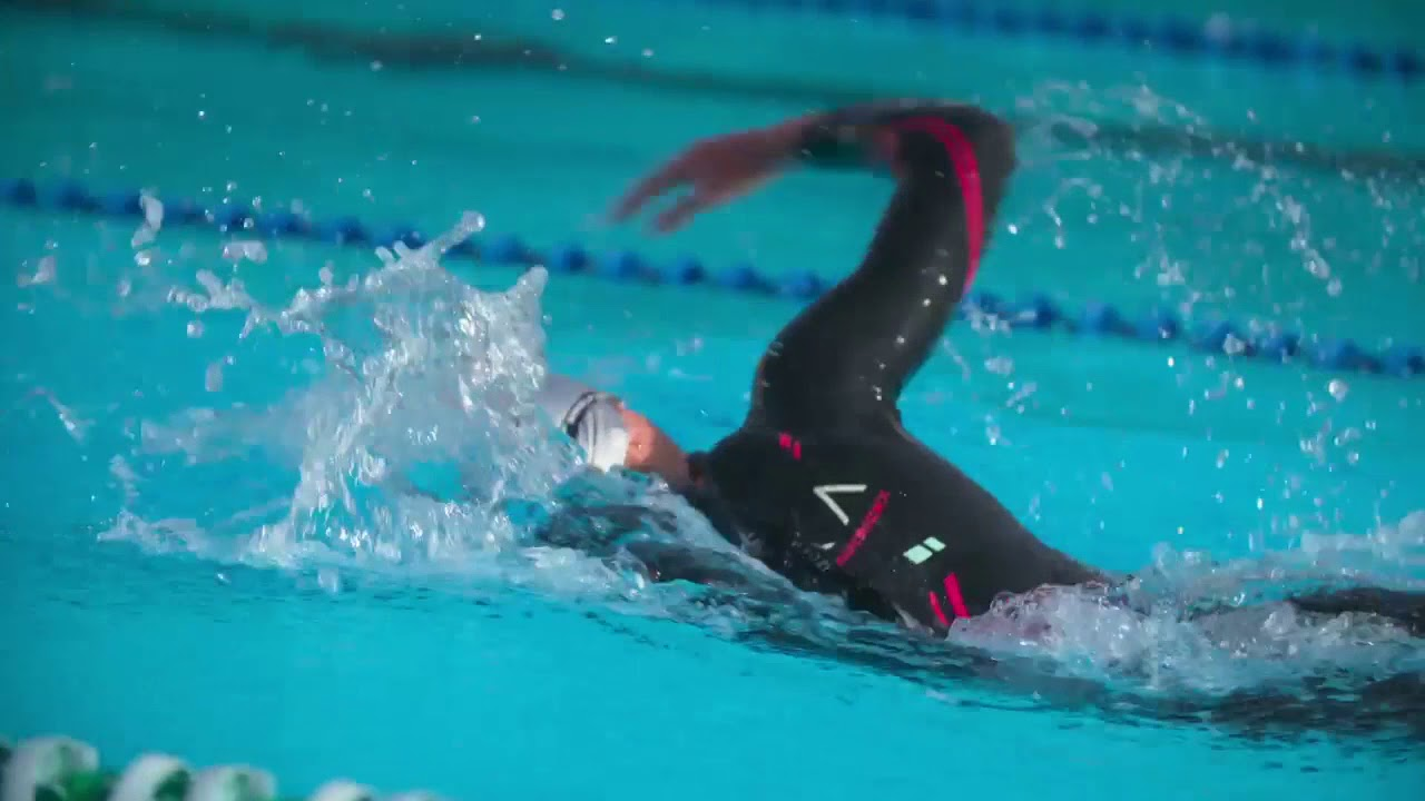 Triathlete Lucy Charles' swimming tips: improve your performance | Red Bull Fit 4 Purpose