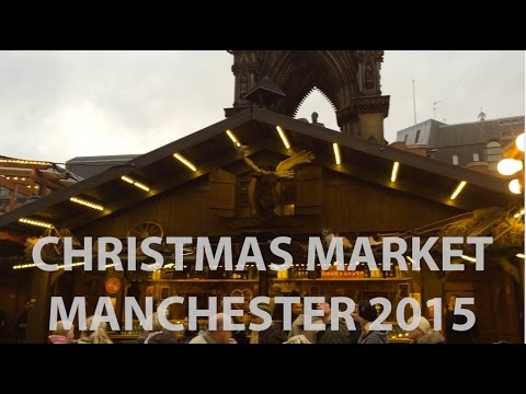 Shutters down on the 2015 Manchester Christmas Markets