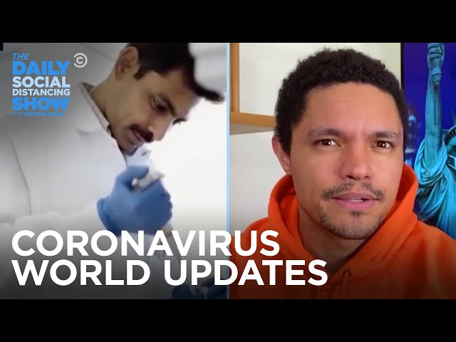Vaccine Updates & Trump Fires Another Inspector General | The Daily Social Distancing Show