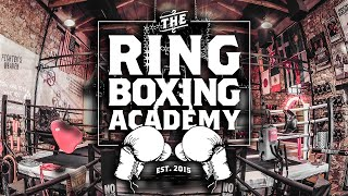 THE RING BOXING ACADEMY - Promotional video by Volos Vibes