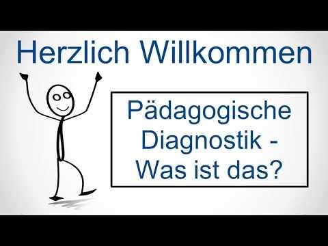 P├дdagogische Diagnostik- Was ist das?