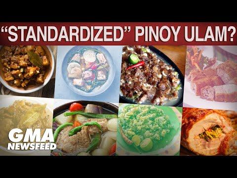 'Adobo standard' only for international marketing, DTI clarifies | GMA News Feed