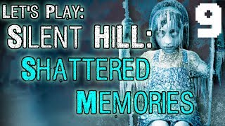 Let's Play Silent Hill: Shattered Memories - Part 9 - Walkthrough | Playstation 2 - Wii HD Gameplay