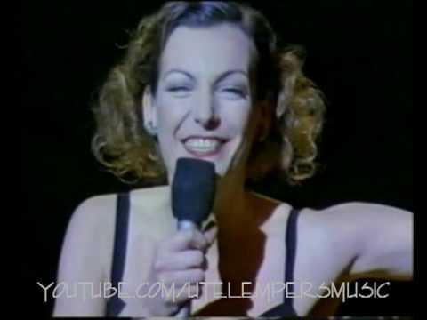 UTE LEMPER ~  Milord (1992 live)