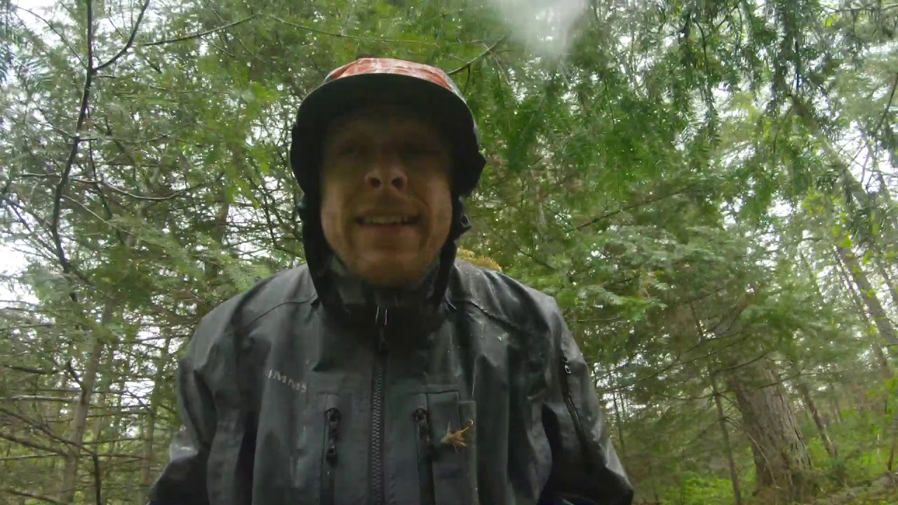 Chased off the RIver by Mosquitos | DARK WATERS FLY SHOP | fly fishing upper peninsula MI