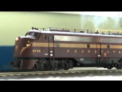 MTH Premier E8  Pennsylvania Railroad