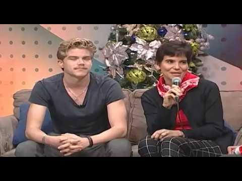 Manuel y Hermes | Entrevista | Simon Ollert, Futbolista profesional alemán | 21-12-16 | Canal 4RD