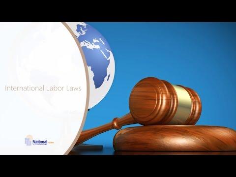 International Labor Laws