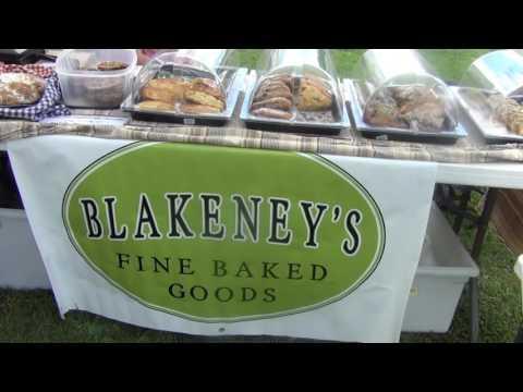 New London Farmer's Market Offering Up Local Goods - YCN News 7.5.16