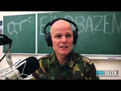 Podcast 31# Werken bij Korps Commandotroepen met Kolonel Jan Swillens