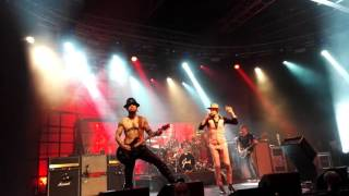Jane's Addiction - Rebel Rebel (live @ Milan)