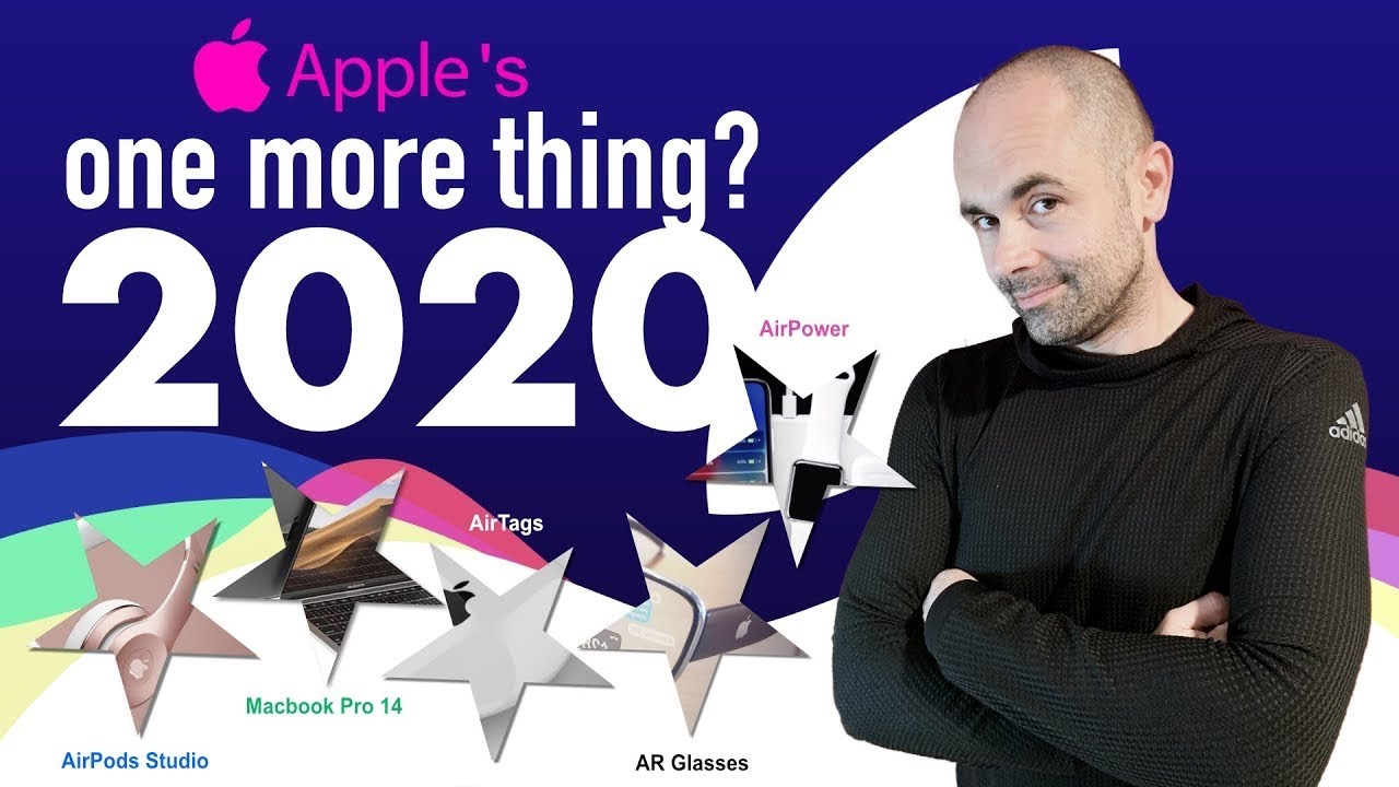 What will be Apple One more thing in 2020, MacBookPro 14, Apple Glass? -  YouTube