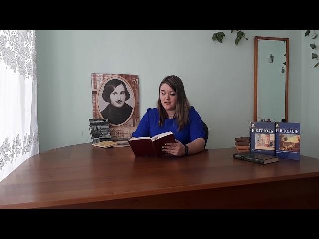 Изображение предпросмотра прочтения – АнастасияКачаева читает произведение «Вий» Н.В.Гоголя