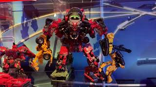 NEW Transformers at New York Toy Fair 2020