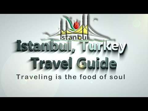 Istanbul Turkey Travel Guide  Must See Attractions  HD