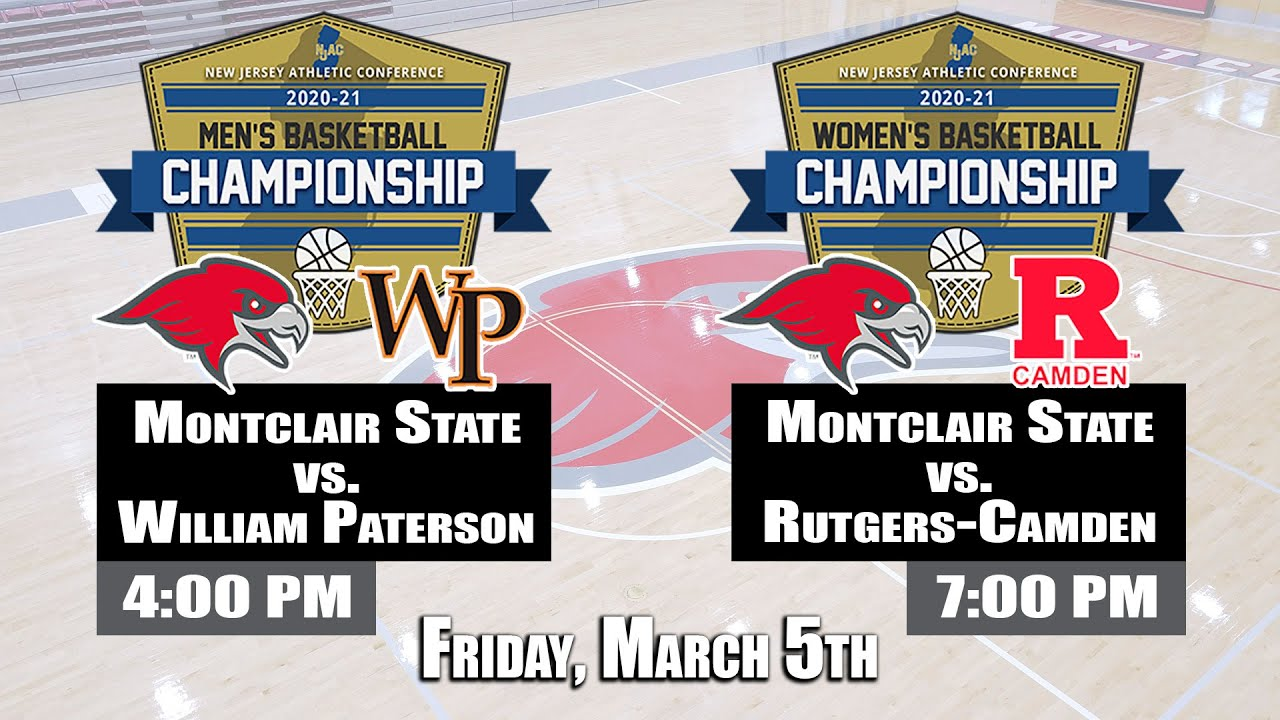 NJAC Men's & Women's Basketball Tournament - 3/5/2021