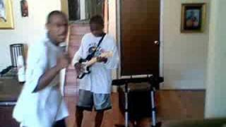 beat it - michael jackson (mad thad karaoke)