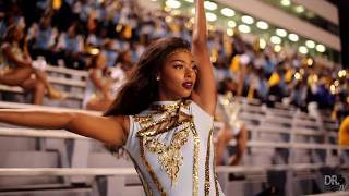 Southern University Fabulous Dancing Dolls Highlights vs Prairie View (2017)