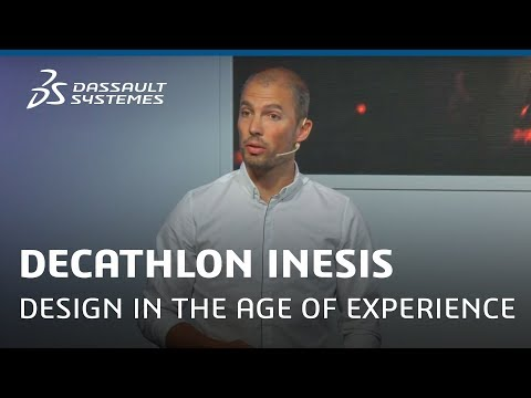 The Retail Revolution - Decathlon Inesis - Mathieu Boimare @ Design in the Age of Experience 2018