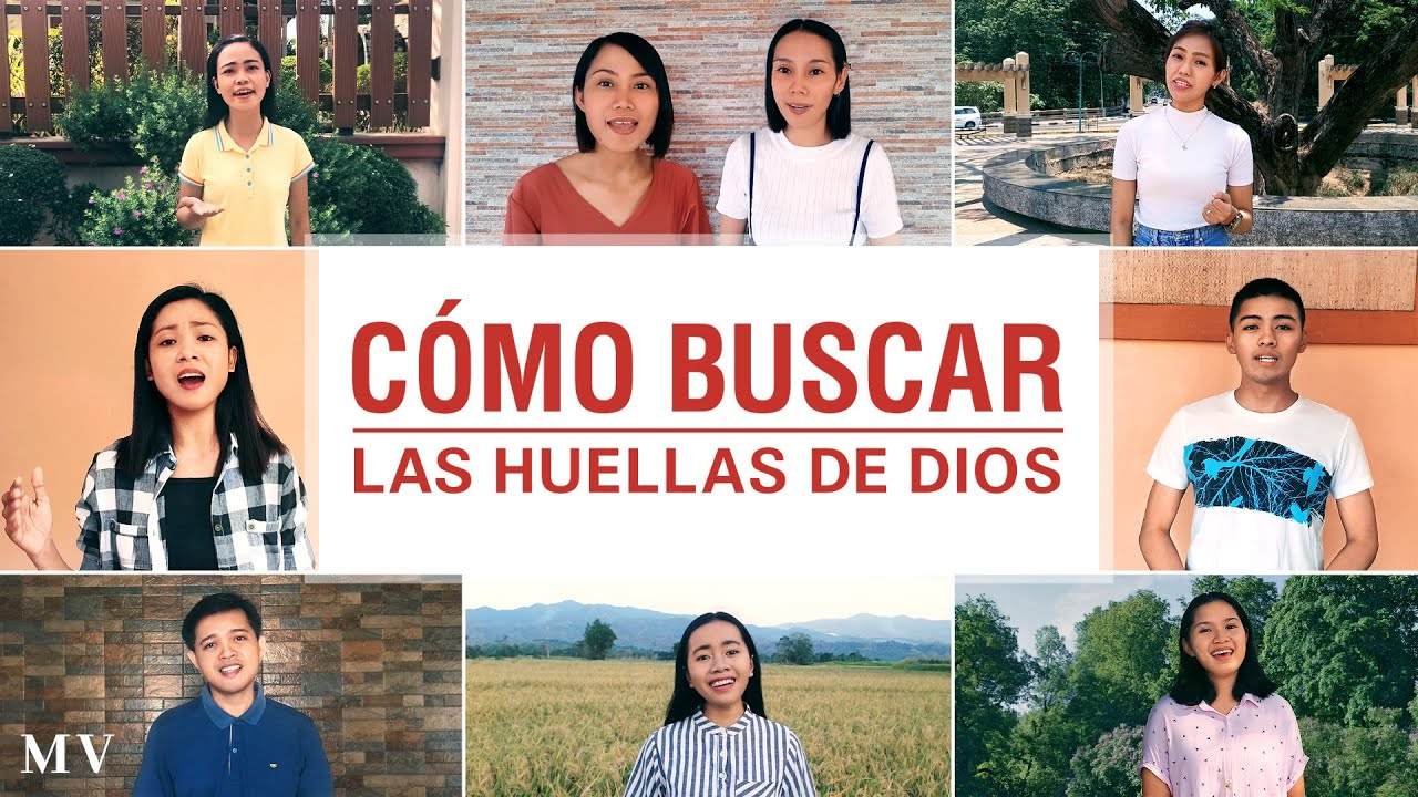 Música cristiana 2020   Cómo buscar las huellas de Dios