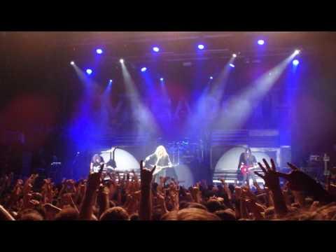 Megadeth - Peace Sells (live @ Piraeus 117 Academy, July 2016 - Athens, Greece)