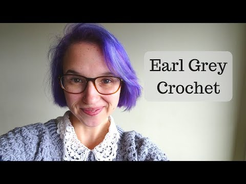 Crochet FOs and Knitting WIPS  //  May Update  //  Earl Grey Crochet