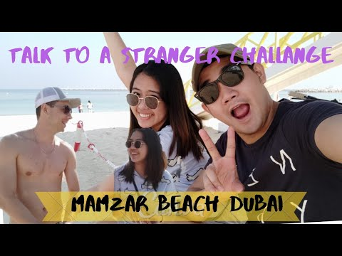 How to celebrate Holidays in Dubai (Al Mamzar Beach Dubai)