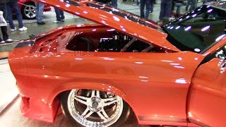 1972 Ford Stiletto Mustang At Autorama 2015