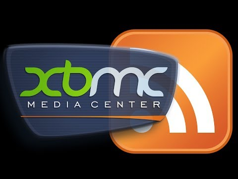RSS Feed via XBMC Picture Slideshow