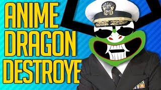 ANIME DRAGON DESTROYER | World of Warships thumbnail