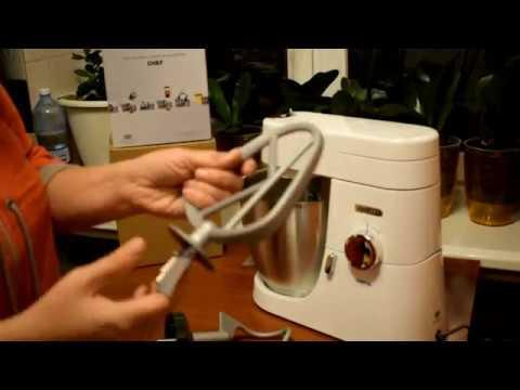 Обзор кухонной машины KENWOOD Chef XL 4170 W