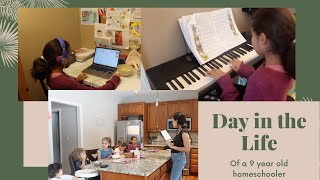 Day in the Lİfe of a Homeschooler-9 years old!