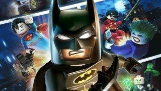 LEGO Batman: DC Super Heroes - Gameplay Video