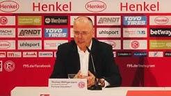 F95-Pressekonferenz | Vorstandsvorsitzender Thomas Röttgermann offiziell vorgestellt
