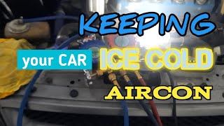 How to Keep y๐ur ICECOLD car AIRCON