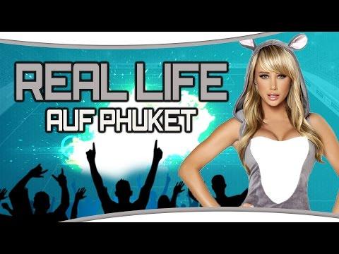 FIFA 16 Ultimate Team | Real Life auf Phuket – Kollegen aus Deutschland gelandet! Patong, Strand…