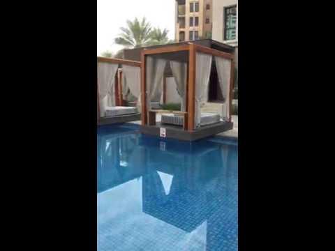 Dubai Breakfast with Euro at Vida hotel