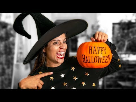 The Friend Who Celebrates Halloween Too Early