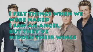 Westlife || Better man (lyrics)