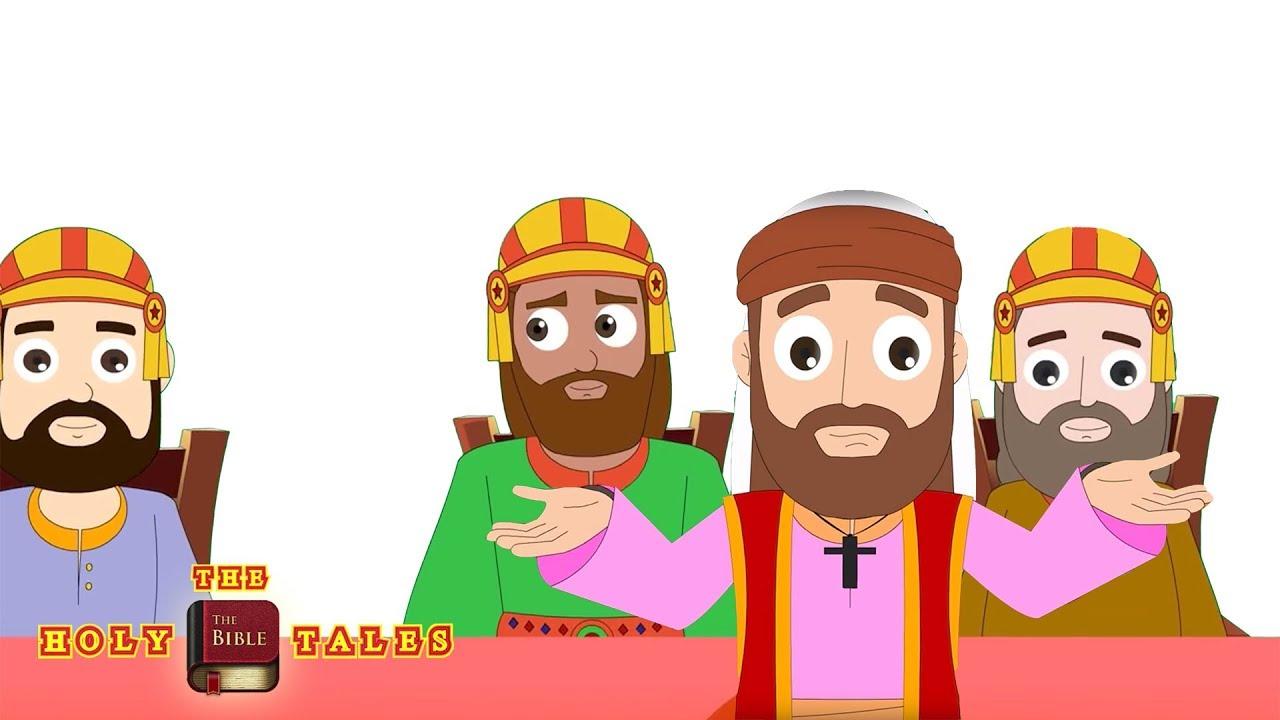 Paul In Caesarea - Bible Stories For Children