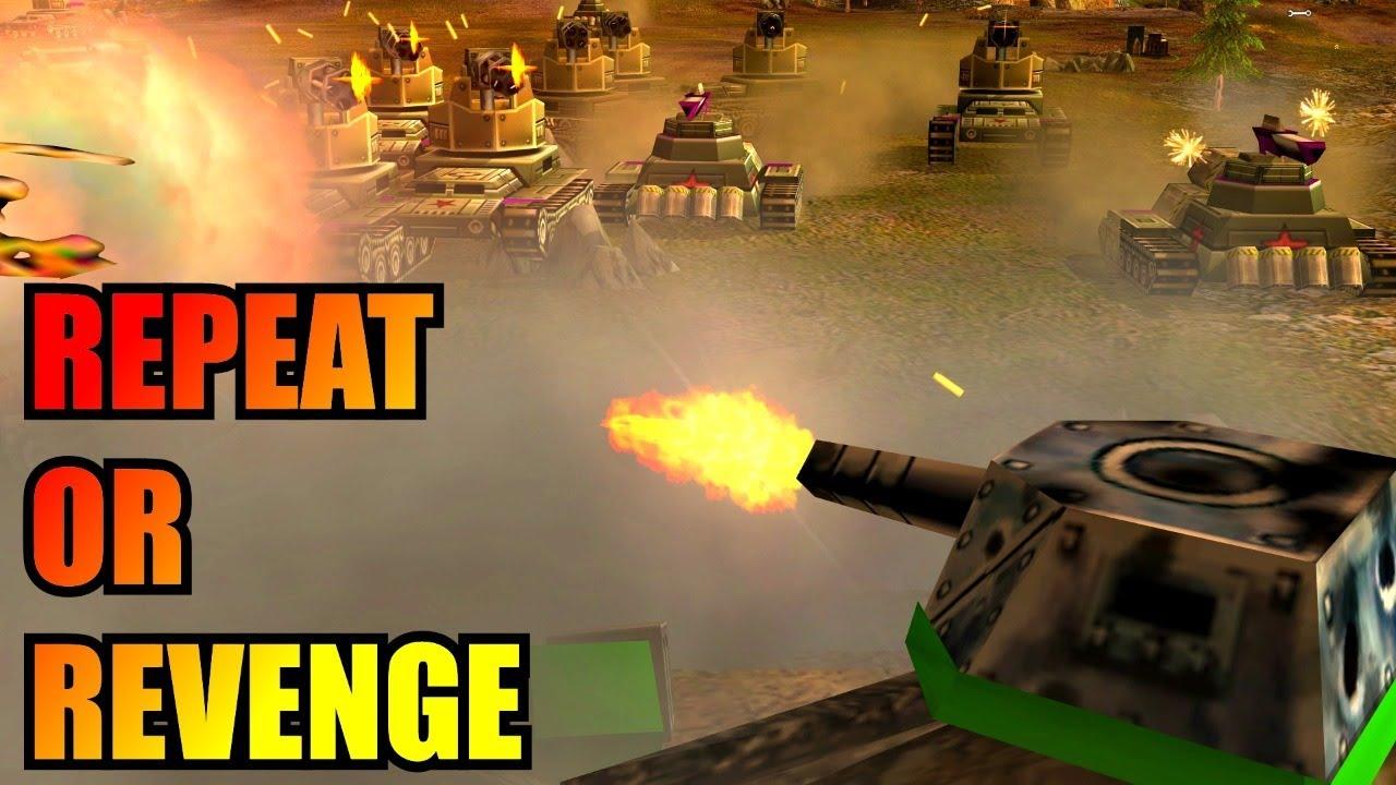 ExCaL vs sCuBa - ZH 1v1 Pro Challenge - Generals Zero Hour