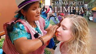 ASMR MASSAGE - SPIRITUAL CLEANSING with MAMA ROSITA - ASMR, LIMPIA ESPIRITUAL, おはらい, التطهير الروحي
