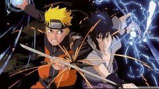 Naruto [AMV] ~Battle Scars~ Naruto & Sasuke