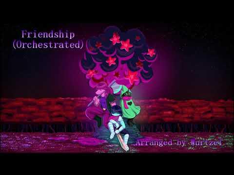 Deltarune - Friendship (Orchestrated)